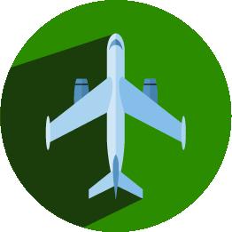 Encomiendas y Despachos aéreos